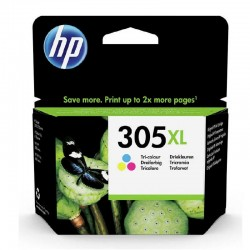 CARTUCHO HP 305XL TRICOLOR