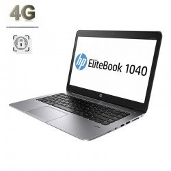 "HP Elitebook 1040 G2 4G i5-5300U/8GB/256GB-SSD/14""FHD/W10P Refurbished"