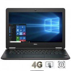 "Dell Latitude E7270 4G i5-6300U/8GB/512GB-SSD/12,5""FHD TÁCTIL/W10 REFURBISHED"