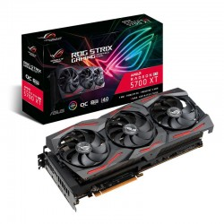 Tarjeta gráfica Asus Radeon Gaming RX 5700 XT ROG Strix OC Edition 8GB GDDR6