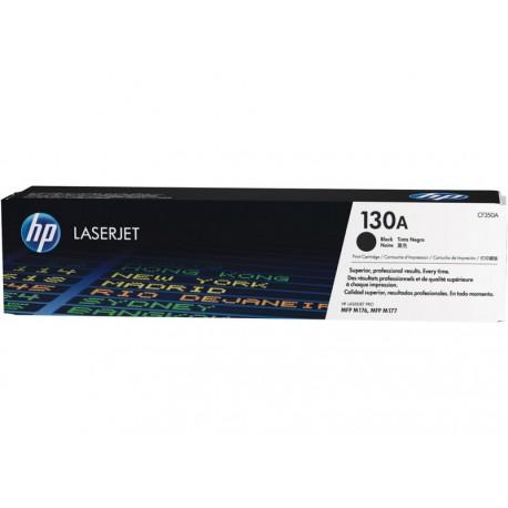 HP CF350A Nº130A Negro