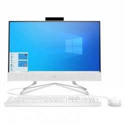 "HP All-in-One 22-df0025ns Intel Celeron J4025/4GB/256GB SSD/21.5""/W10HOME"