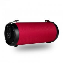 Altavoz portátil BT Speaker Roller 20W Rojo NGS