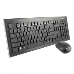 Kit Teclado usb y Ratón wireless Dragonfly NGS