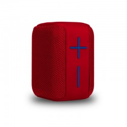 NGS Roller Coaster Altavoz Bluetooth Rojo 10W