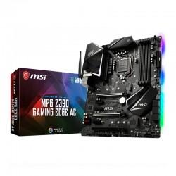 Placa base MSI 1151-9G MPG Z390 Gaming Edge AC