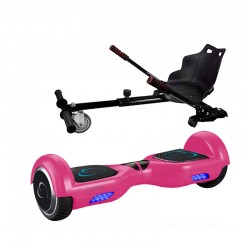 SMARTGYRO X1S PINK + GO KART PACK