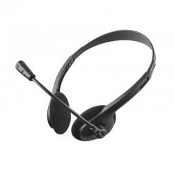 Auriculares diadema Trust ZIVA - Microfono incorporado