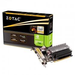 Tarjeta gráfica Zotac GeForce GT730 Zone Edition 4GB GDDR3