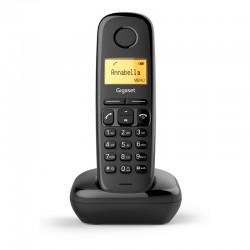 Siemens Gigaset A170 Teléfono Inalámbrico Negro
