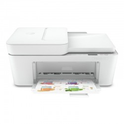 Impresora Multifunción HP Deskjet Plus 4120 Wifi/Fax/Blanca