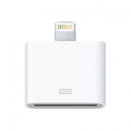 Apple Adaptador de conector Lightning a Dock 30 Pin