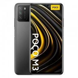 "Xiaomi Poco M3 6.57"" SM6115 4+64B 48/2/2-8Mp Negro"