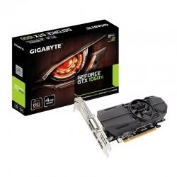 Tarjeta gráfica Gigabyte GeForce GTX 1050Ti OC 4GB Low profile GDDR5