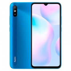 "Xiaomi Redmi 9AT 6,53"" Helio G25 2.0 GHz 2+32GB 13/5Mp Azul"