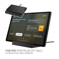 Tablet Lenovo TAB M10 FHD Plus con Base de carga Inteligente TB-X606X
