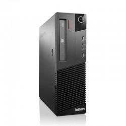 Lenovo M83 SFF i5-459T/8GB/256GB SSD/DVDRW/W10P/Refurbished