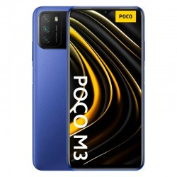 "Xiaomi Poco M3 6.57"" SM6115 4+128GB 48/2/2-8Mp Blue"