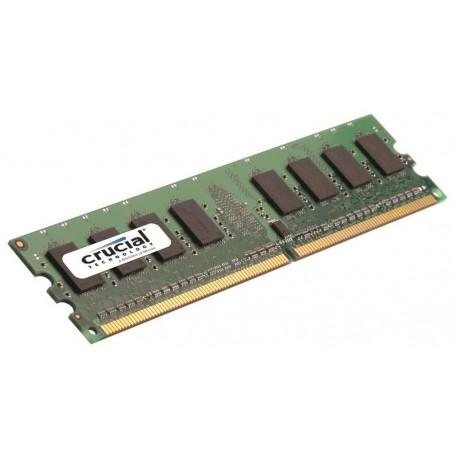 Crucial DDR2 800 PC2-6400 2GB