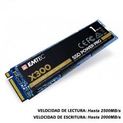 EMTEC X300 M.2 SSD POWER PRO 1TB