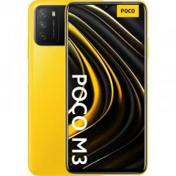 """Xiaomi Poco M3 6.57"""" SM6115 4+128GB 48/2/2-8Mp Yellow"""