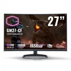 """Monitor Gaming Cooler Master GM27-CF LED 27"""" CURVO"""