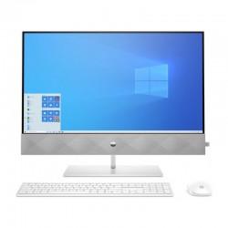 """HP AIO 27-D0055ns CI7 10700T/16GB/1TB SSD/MX350 4GB/27""""/W1OHOME"""