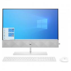 """HP AIO 24-K0029NS CI5 10400T/8GB/512GB SSD/MX350 2GB/24""""/W1OHOME"""