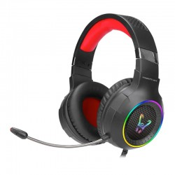 Auriculares Gaming Woxter Stinger RX 930 H 7.1 Negros