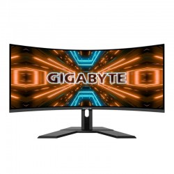"Monitor Gaming Gigabyte G34WQC 34"" LED WQHD 144Hz Curva"