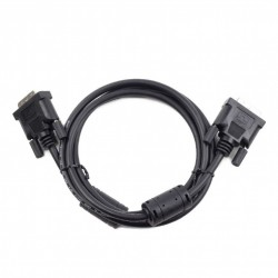 Cable DVI Aisens A117-0089 / DVI-D Macho - DVI-D Macho / 1.8m / Negro