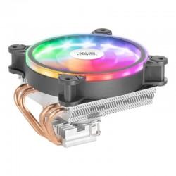 Ventilador Mars Gaming MCPU220 CPU ARGB 120mm Negro