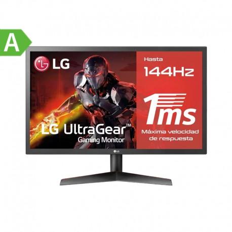 """Monitor Gaming LG 24GL600F-B 23,6"""" 144HZ FREESYNC NEGRO"""