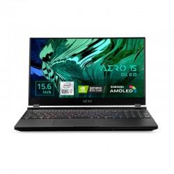 "Portátil gaming Gigabyte Aero 15 OLED XC-8ES5450SP i7-10870H/32GB/1TB/RTX3070 8GB/15,6""/W10PRO"
