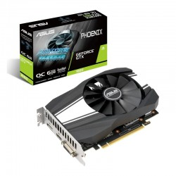 Tarjeta Gráfica Asus GeForce GTX 1660 Phoenix OC 6GB GDDR5