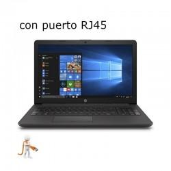 """Portátil HP 255 G7 AMD Ryzen3/ddr4 8gb/ssd 256gb/15,6""""/freedos"""