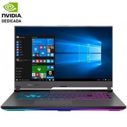 "Portátil Gaming Asus Rog Strix G17 G713QR-HG022T Ryzen 9 5900HX/ 16GB/ 1TB SSD/ GeForce RTX3070/ 17.3""/ Win10"