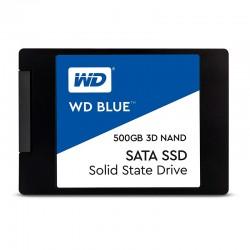 Western Digital Blue 3D Nand SSD SATA 500Gb
