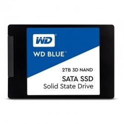Western Digital Blue 3D Nand SSD SATA 2TB