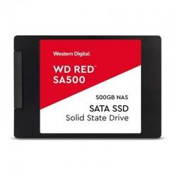"Western Digital Red SA500 NAS 500GB SSD 2.5"" SATA 3"