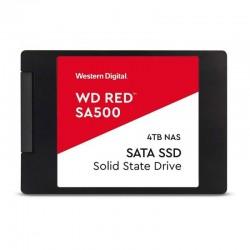 "Western Digital Red SA500 NAS 4TB SSD 2.5"" SATA 3"