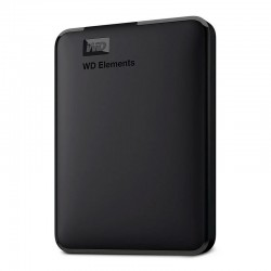 "Disco duro externo Wester Digital Elementss 4TB 2.5"" USB 3.0 Negro"