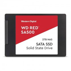 "Western Digital Red SA500 NAS 2TB SSD 2.5"" SATA 3"