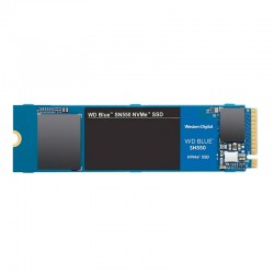 Western Digital Blue SN550 SSD 500GB NVMe M.2 PCIe Gen 3