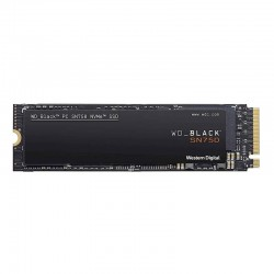 Western Digital Black SN750 NVMe 250GB SSD M.2 PCI Express 3.0