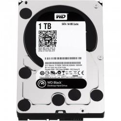 Western Digital HD Black 1TB SATA3 7200rpm