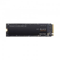 Western Digital Black SN750 NVMe 2TB SSD M.2 PCI Express 3.0