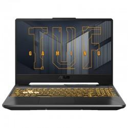 """Portátil Gaming Asus TUF FA506QM-HN016 Ryzen 7 5800H/ 16GB/ 512GB SSD/ GeForce RTX3060/ 15.6""""/ FreeDOS"""