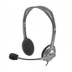 Auriculares estéreo Logitech H111 NEGRO