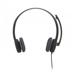 Auricular con micrófono - Logitech H151 Stereo Headset